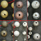 100pcs 200pcs Stardust Round Ball Spacer Beads Pick your Colors and Sizes