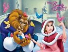 BEAUTY AND THE BEAST MV00073 MOVIE REPRODUCTION ART PRINT A4 A3 A2 A1