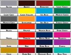 "1"" x 150 ft Roll Vinyl Pinstriping Pinstripe Tape  28 Colors available!"