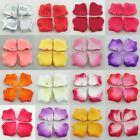 100pcs Artificial Rose Petals Wedding Favour Party Confetti Color U Pick