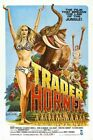TRADER HORNEE CLASSIC B-MOVIE REPRODUCTION ART PRINT A4 A3 A2 A1