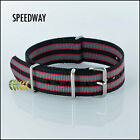 G10 NATO Military Watch Strap SPEEDWAY