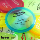 Innova CHAMPION LEOPARD *pick your weight and color* Hyzer Farm disc golf driver