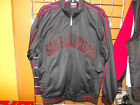 San Francisco Track Jacket Black Burgundy San Francisco track jacket XS-3XL