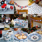 LUXURY CHRISTMAS PARTY PENGUIN TABLEWARE KIDS ADULTS XMAS PLATES NAPKINS DECS