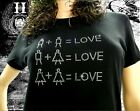 Tee Shirt Femme Hell Head  LoVe, Gay, Lesbienne, Hétéro  STRASS , Mode, Original