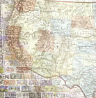 Your choice of Scrapbook Papers on US Maps - Paper House Productions