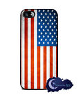 American Flag - iPhone 5 Slim Case, Cell Cover - USA, Patriotic