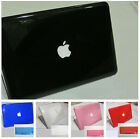 """For OLD Macbook white 13"""" A1181 Crystal Plastic Hard Case Shell+ keyboard Cover"""