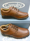 "Carnaby Gents Leather Brown Lace Mudguard Gibson ""BARBER"""