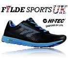 Brand New Mens Hi-Tec LUCA Blue Lightweight Running Sports Trainers Size 7-11 UK