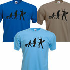 Evolution of Sheldon Cooper, Big Bang Theory T-Shirt  8 Colours & 6 sizes. Quick