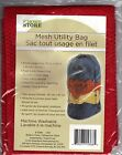 Extra Large Drawstring Mesh Utility Bag Great for Laundry Toys & Sporting Goods