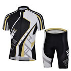 2013 NEW Cycling Bicycle BIKE Comfortable outdoor Jersey + Shorts size M- XXXL