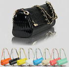 Womens Handbag Shoulder Bag Evening Bag Tote Bag Clutch Purses 9 Colors