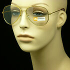 MIRROR OR TINTED AVIATOR SUNGLASSES 100 UV PROTECTION MEN WOMEN NEW LENS FRAME