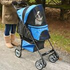 Cruiser Pet Stroller Medium to 35 LB dog cat carrier loaded w / Smart-Features