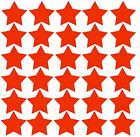Small Peel-n-Stick STAR Wall Vinyl Stickers 30pc 2inch Fun E
