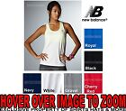 New Balance Ladies Running Singlet Tank Top T-Shirt Gym Exercise Tee Yoga S-2XL