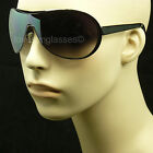 SUNGLASSES AVIATOR ONE PIECE NEW RETRO VINTAGE STYLE MEN WOMEN DRIVE LM7