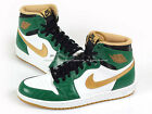 Nike Air Jordan 1 Retro High OG Celtics SVSM Clover/Gold-White-Black 555088-315