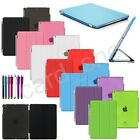 Magnetic Smart Cover Skin and Hard Back Case Stand for Apple iPad Mini