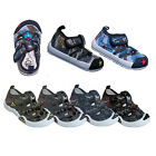 Baby infant toddler boy canvas nursery shoes sandals slippers size 4 5 6 7 8 New