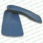 3/4 length Orthotic Insoles Arch Supports Heel Pad Cushion Plantar Fasciitis