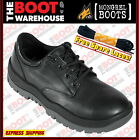 Mongrel Boots, 210025, Steel Toe,  Black 'Derby', Brand New, Safety Work Shoe.