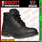 Redback UABK All Terrain, Non Safety Work Boots. Oiled Kip / Black. Brand New!