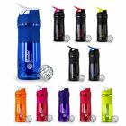 BlenderBottle SportMixer Protein Shaker Cup 28 oz Blender Bottle Sport Mixer