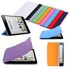 Protective Magnetic Smart Case Skin Cover Stand for Apple iPad Mini UK STOCK