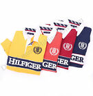 Tommy Hilfiger Men Long Sleeve Logo Polo Classic Fit Rugby Shirt - $0 Shipping