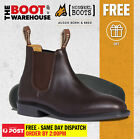 Mongrel 805070, Work Or Riding Boots. Non Safety. Extra Comfort. Tan. Brand New!
