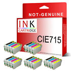 20 COMPATIBLE INK CARTRIDGES REPLACE FOR STYLUS PRINTER ( 5 FULL SETS )