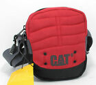 Unisex Caterpillar Utility Small Travel Holiday Camera Pouch Shoulder Strap Bag