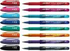 3 x UNI-BALL FANTHOM ERASABLE ROLLERBALL PEN UF-202