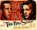 BOGART/BACALL..Classic Hollywood Poster in Woven Wall Decor-Upscale Linen Blend