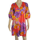 Antik Batik Womens 'Sunflo' V-Neck V Dress