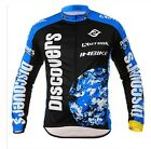 INBIKE Discover New Cycling bike Outdoor Sports long Sleeves Jersey *Top Only*