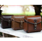 DSLR Camera Shoulder Carry Bag Insert Leather For Canon Nikon NEX5/6/X7/F3/5R
