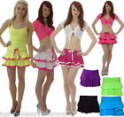 Neon RARA SKIRT 6-16  TUTU  80'S FANCY DRESS