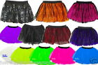 NEON TUTU SKIRT girls 80's FANCY DRESS