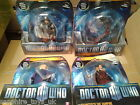 DOCTOR WHO FIGURES - PRISONER ZERO, SMILER, ROMAN AUTON, FRANCESCO THE VAMPIRE