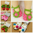 Baby Newborn Infant Girls soft shoes infant girl prinsess toddler   shoes prewalk