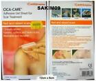 Cica-Care Silicone Gel Sheet Fade Those Scars Self-Adhesive Cut To Size Required