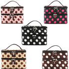 New Women Portable Multifunction Travel Cosmetic Bag Makeup Case Toiletry Pouch