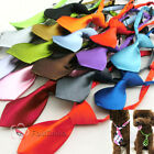 Adjustable Dog Cat Pet Plain Necktie Bow Tie Bow Knot Tuxedo Grooming Accessory