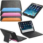 For Apple iPad Air 5th Gen Ultra Thin Keyboard Leather Case Cover Pouch w/ Stand