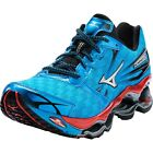 New Men's MIZUNO WAVE PROPHY 2 Running Shoes 4105184V73 Malibu Blue/Silver/Red